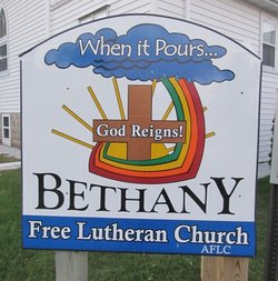 Bethany Free Lutheran Cemetery