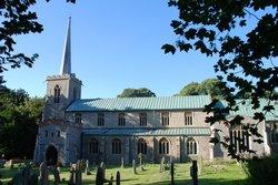 Saint Mary & All Saints Churchyard