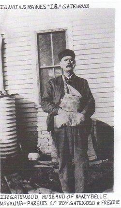 Ignatius Rains Gatewood