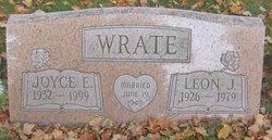 Leon Joseph Wrate