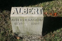 Albert H Daskum
