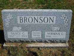 Nancy C. <I>Martin</I> Bronson