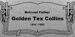 Golden Tex Collins
