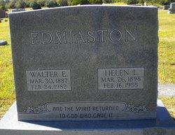 Walter E. Edmiaston