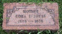 Cora Etta <I>Lindsey</I> Lucas