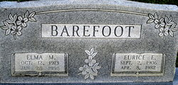"""Dony Elma """"Elma"""" <I>Massengill</I> Barefoot"""