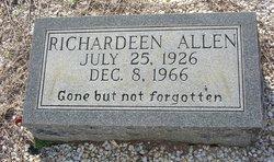 Richardeen Stella Allen