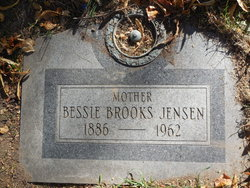 Bessie <I>Brooks</I> Jensen