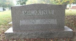 Edgar W McCartney