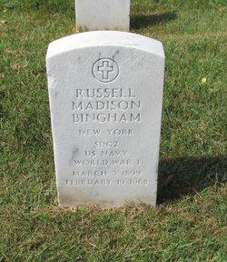 Russell Madison Bingham