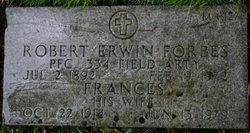 Frances Forbes