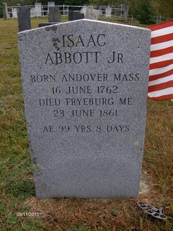 Isaac Abbott