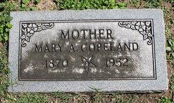 Mary Alice <I>Smith</I> Copeland
