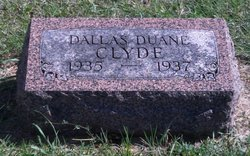 Dallas Duane Clyde