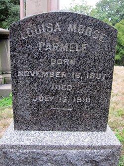 Louisa <I>Morse</I> Parmele