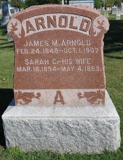 Sarah Caroline <I>Snyder</I> Arnold