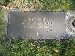Larry Gene Hill