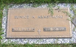 Eunice A Armstrong