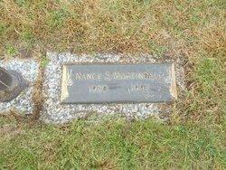 Nancy S <I>Lane</I> Martindale