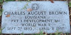 Charles August Brown