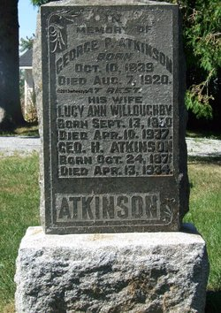 George Henry Atkinson
