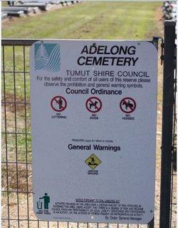 Adelong Cemetery