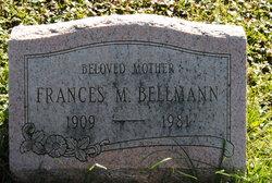 Frances M Bellmann