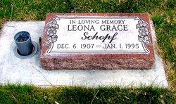 Leona Grace Schopf