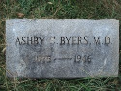 Dr Ashby Clifford Byers