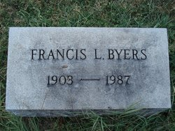 Dr Francis Leroy Byers