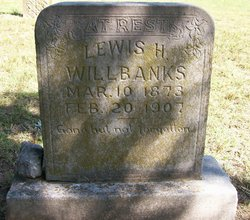 Lewis H. Willbanks