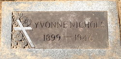 Yvonne <I>LaCoursiere</I> Nichols