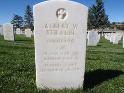 Lieut Albert W Strauel