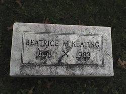 Beatrice M <I>Demmer</I> Keating