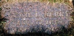 Cecil Lionel Berry