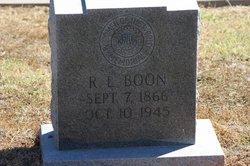 R L Boon