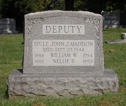 1LT John Joseph Madison