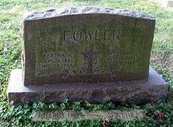 William Carlo Fowler