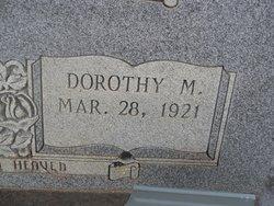 Dorothy Mary <I>McGlothin</I> Nunn