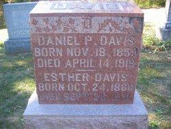 Daniel P Davis