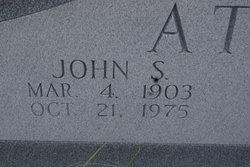 John S Atkins