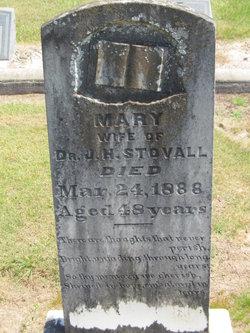 Mary Dunning <I>Pickens</I> Stovall