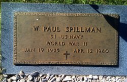 William Paul Spillman, Sr