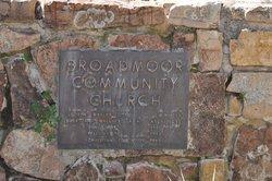 Broadmoor Community Church Columbarium