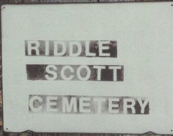 Riddle-Scott Cemetery