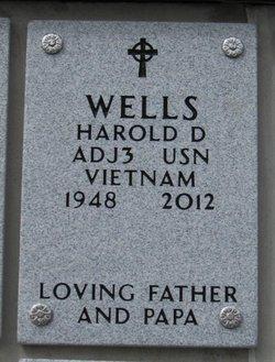 Harold D Wells