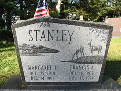 """Francis A. """"Frank"""" Stanley"""