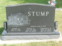 Charles Alfred Stump, Jr