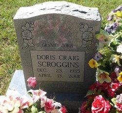 Doris <I>Craig</I> Scroggins