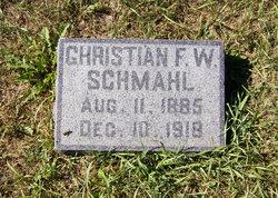 Christian Friedrich Wilhelm Schmahl